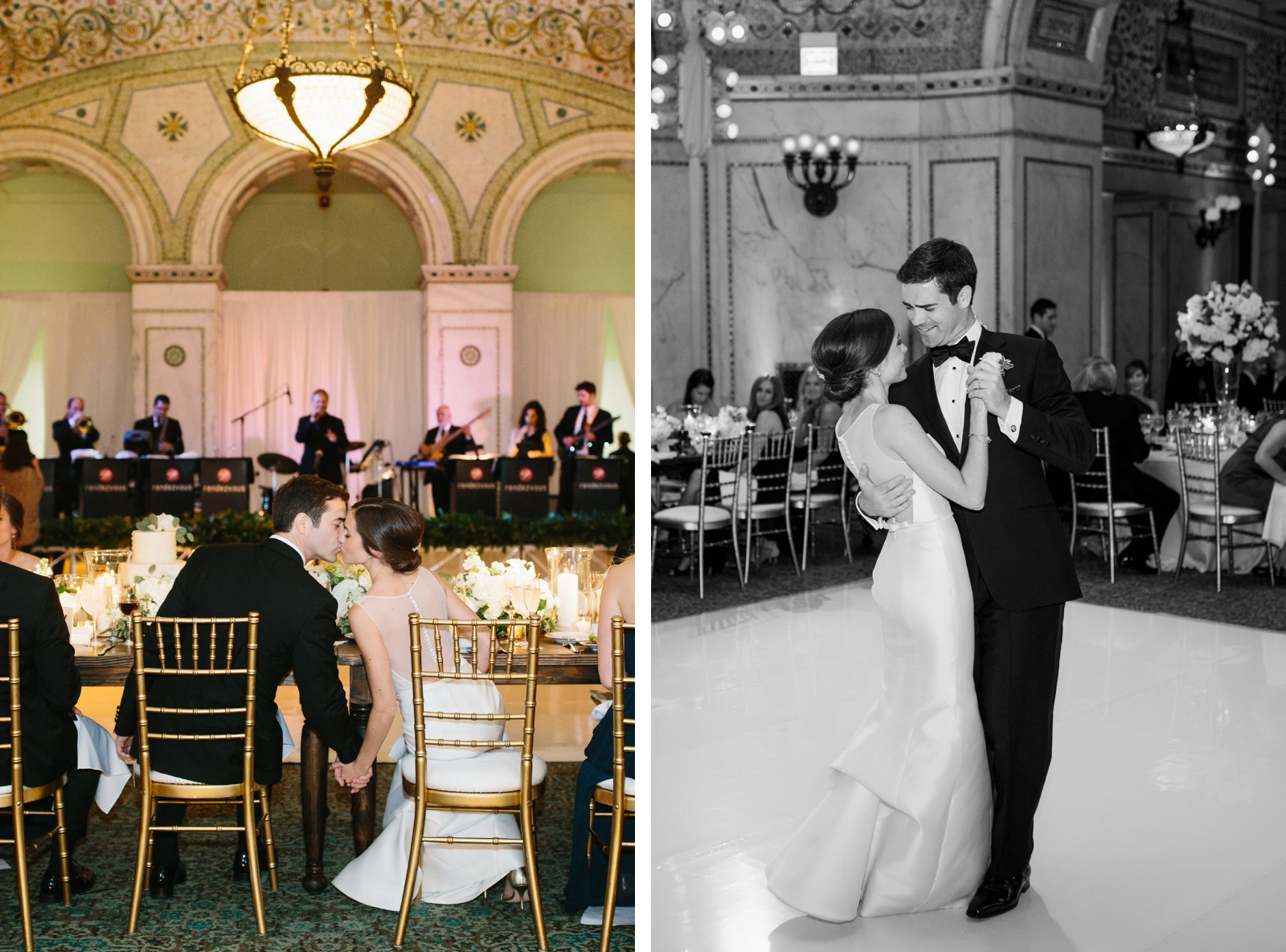 Chicago Cultural Center Wedding 11