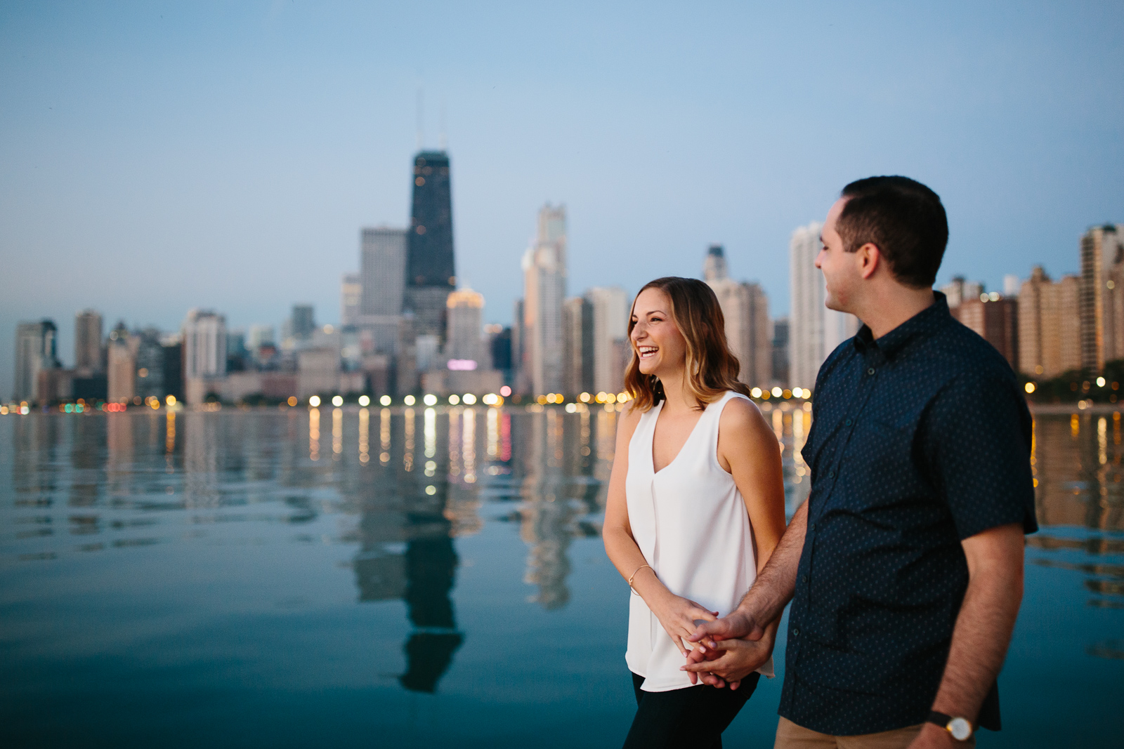 North Avenue Beach Engagement-1
