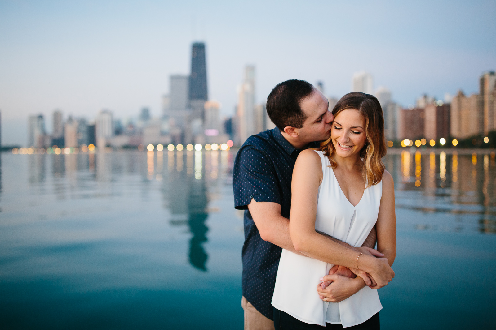 North Avenue Beach Engagement-3