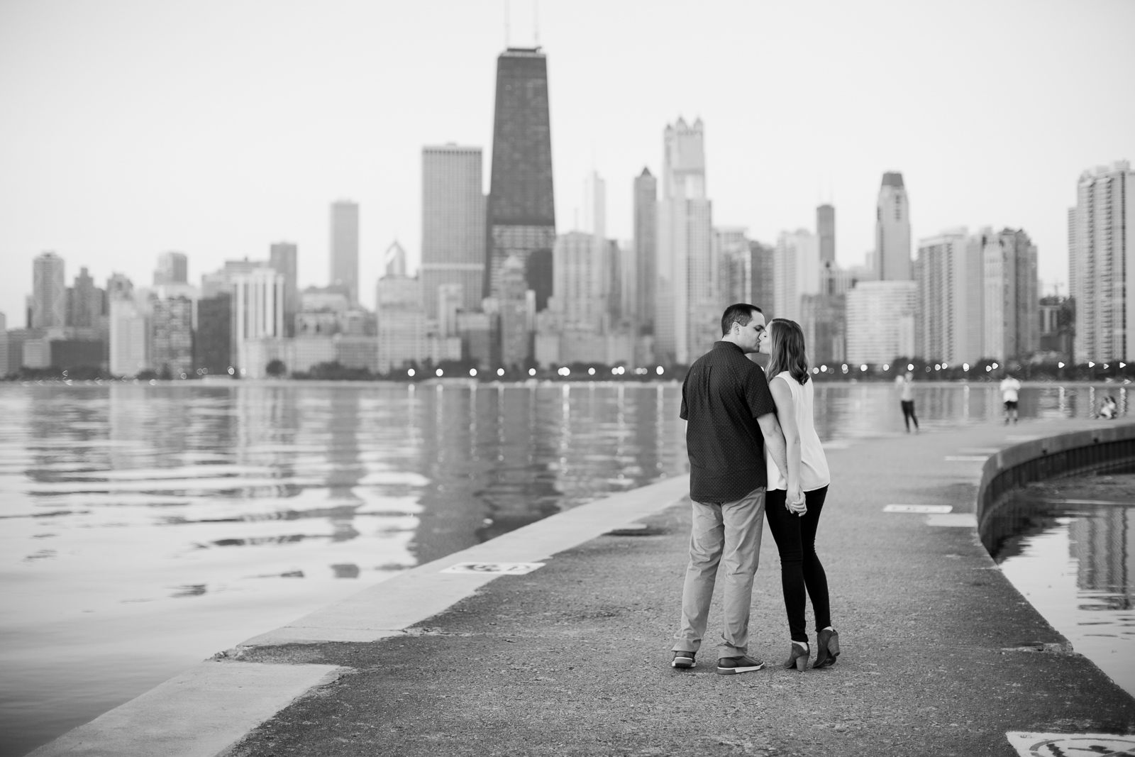North Avenue Beach Engagement-6
