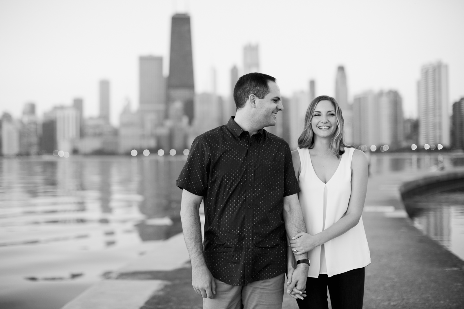 North Avenue Beach Engagement-7