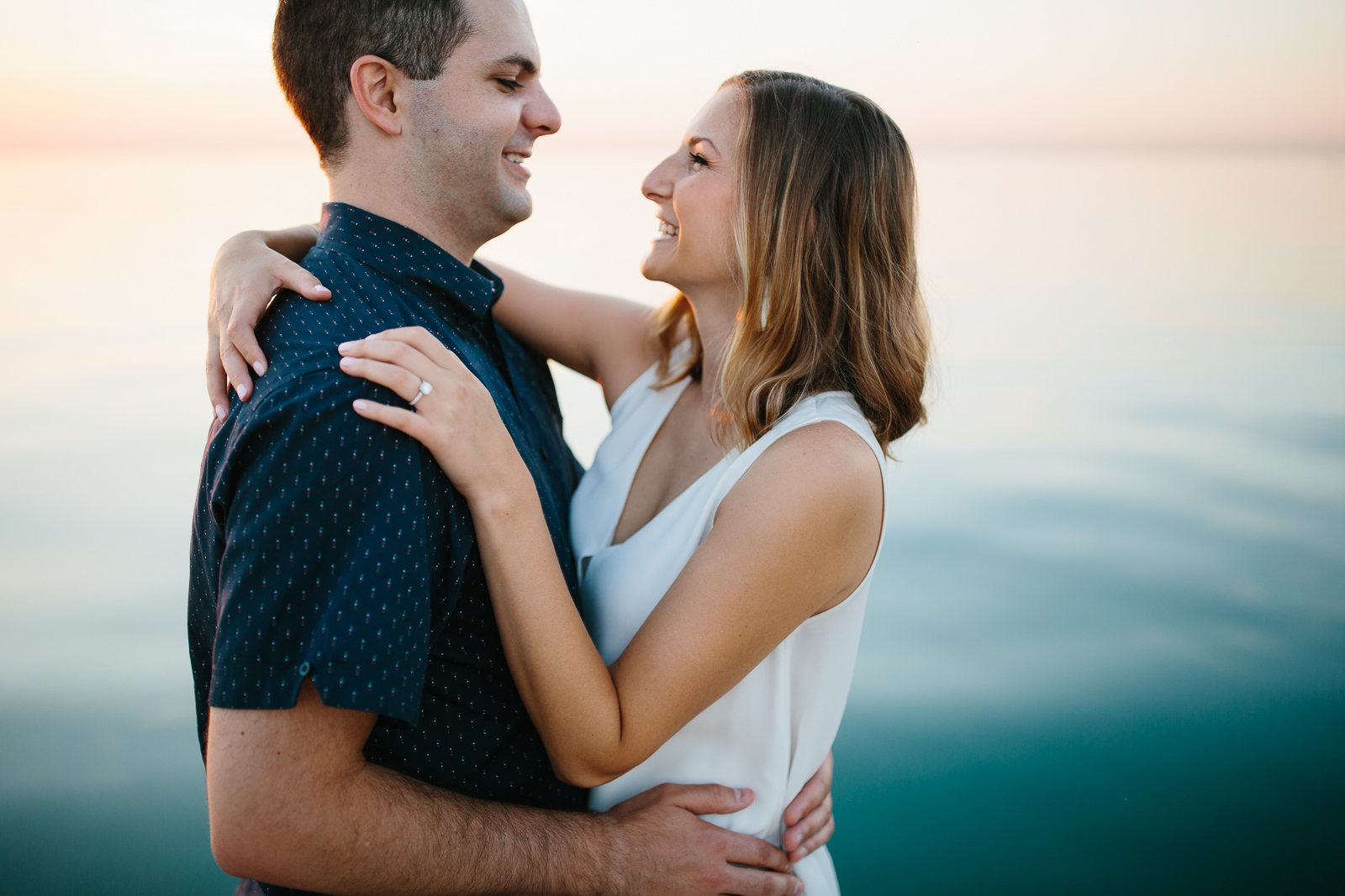 North Avenue Beach Engagement-9
