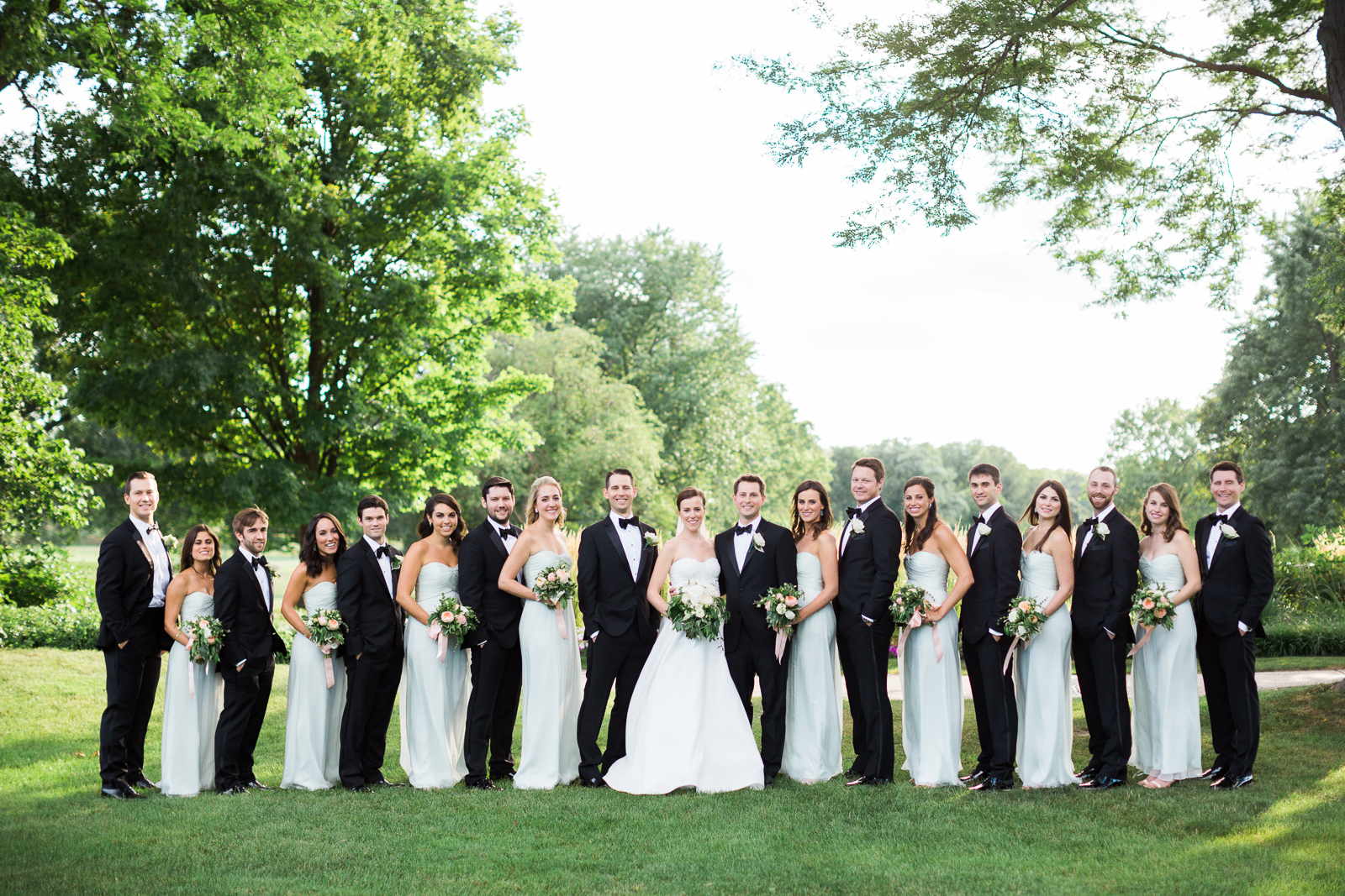 Skokie Country Club Wedding-14