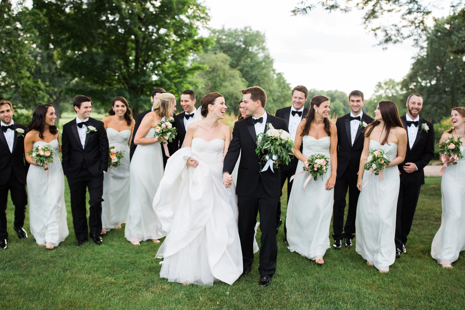 Skokie Country Club Wedding-15