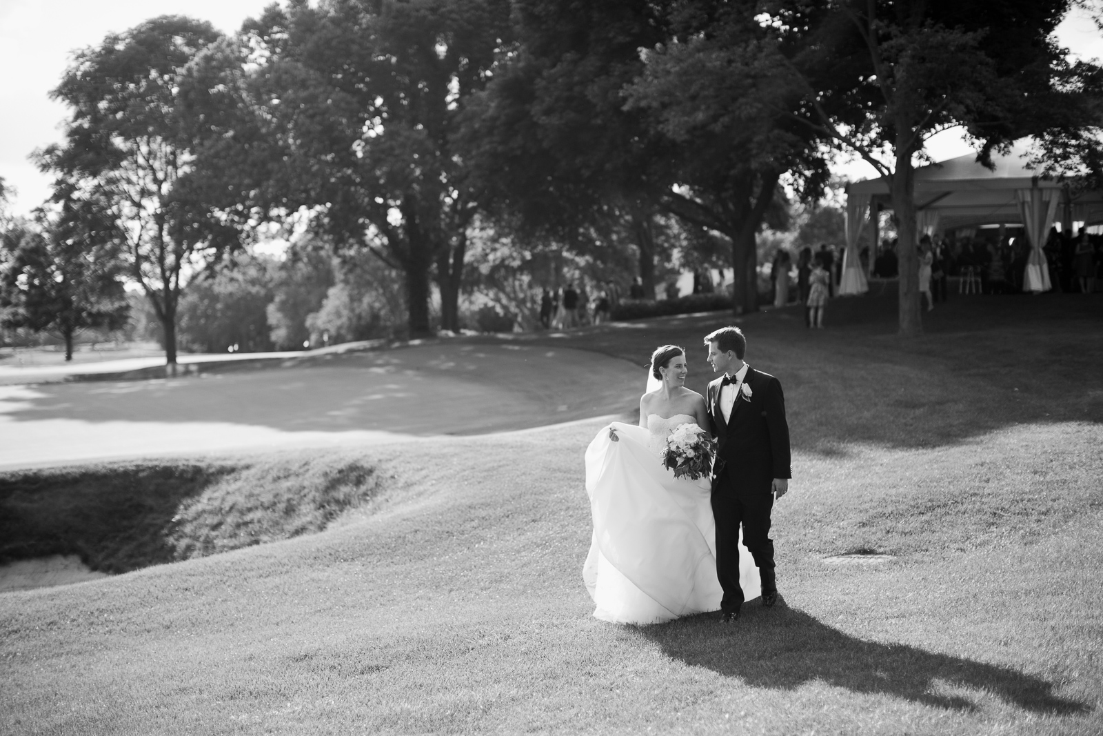 Skokie Country Club Wedding-18
