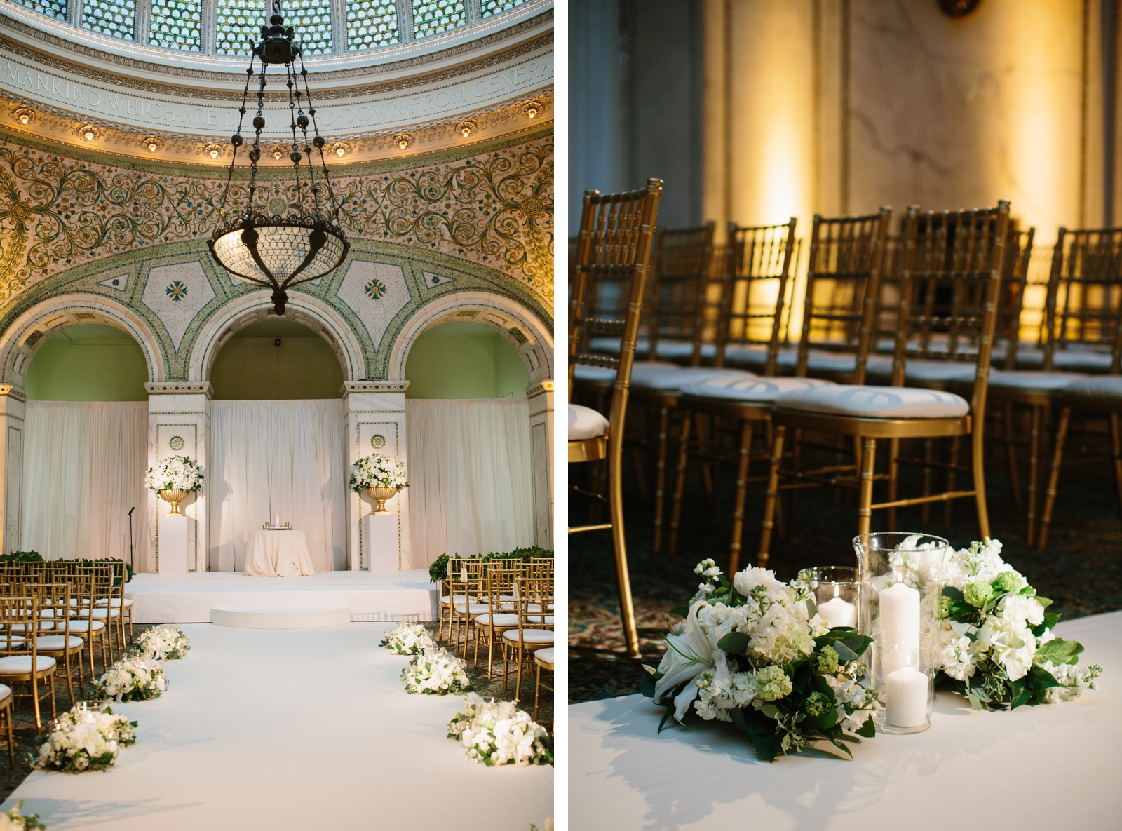 Chicago Cultural Center Wedding 2