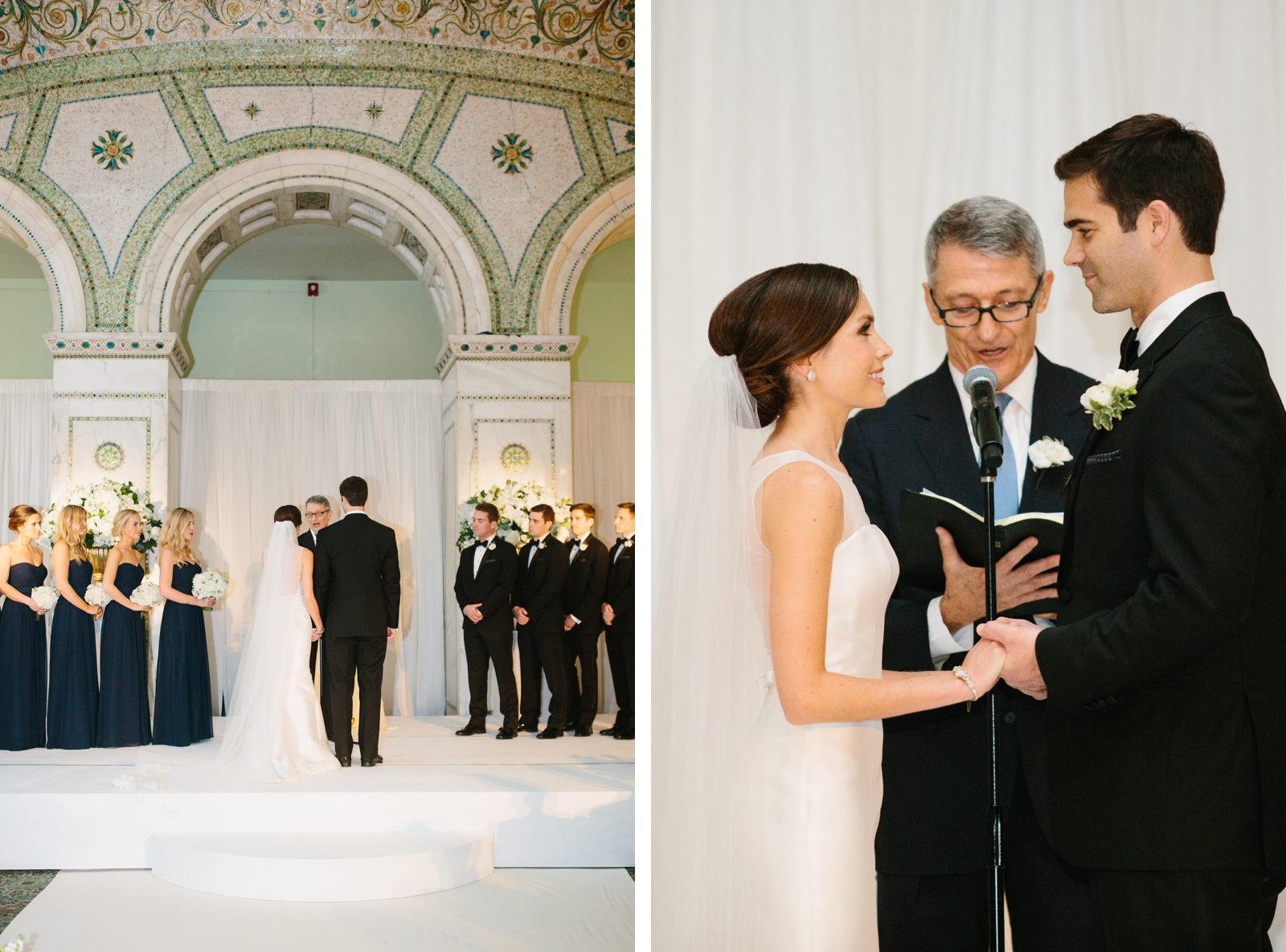 Chicago Cultural Center Wedding 3