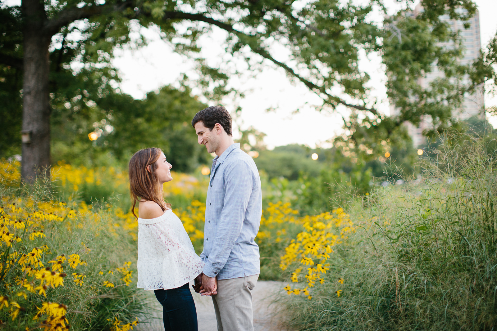 Chicago Engagement Session 2