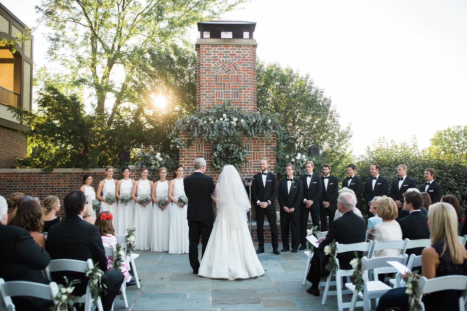 Hinsdale Golf Club Wedding 24